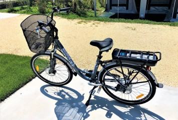 noleggio bicicletta elettrica